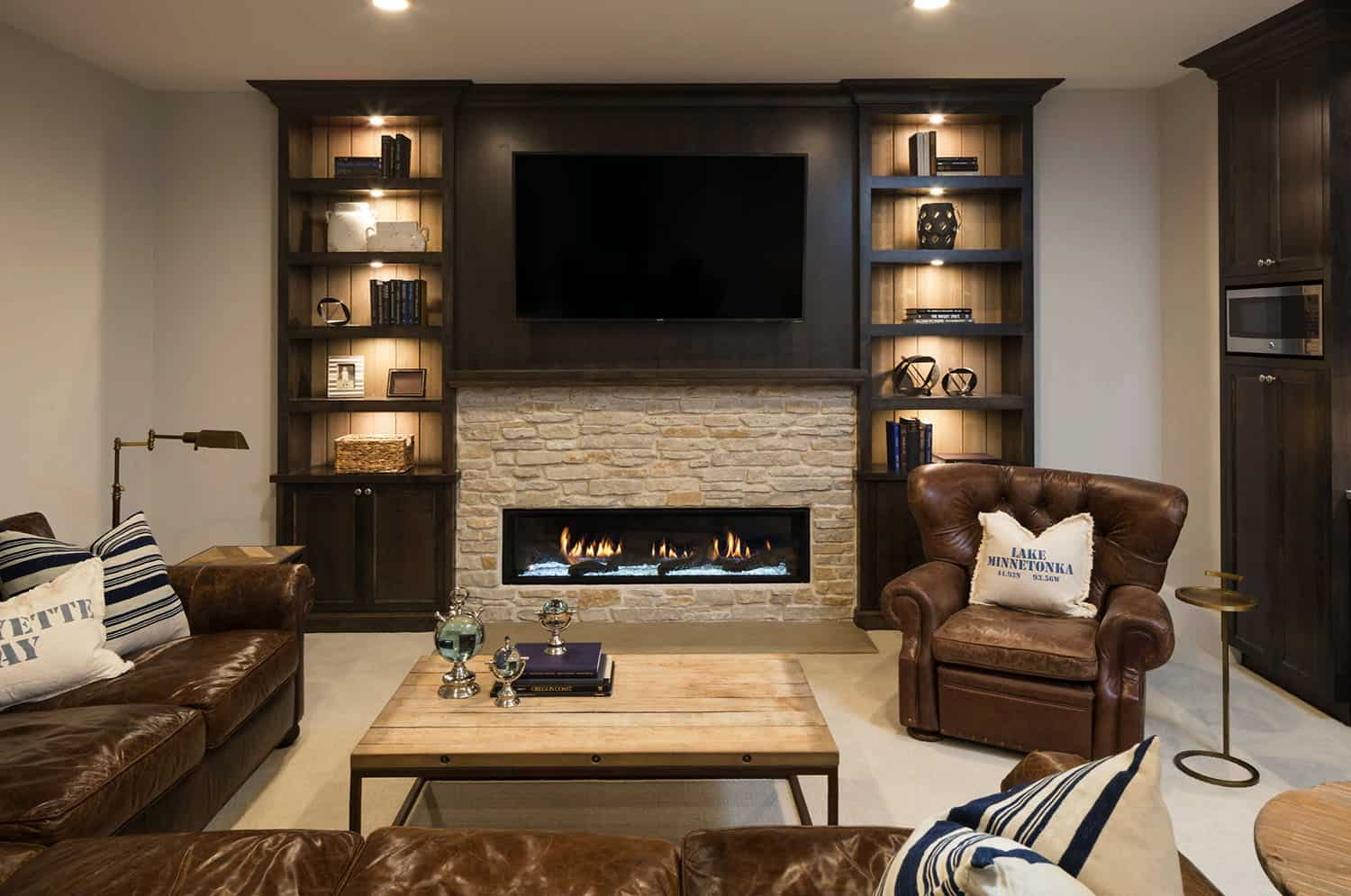 beach-style-basement-media-room