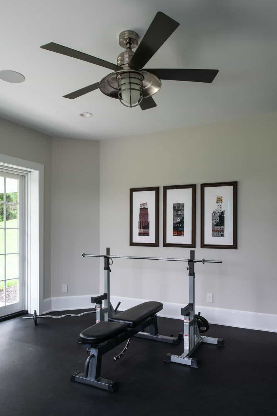 beach-style-basement-home-gym