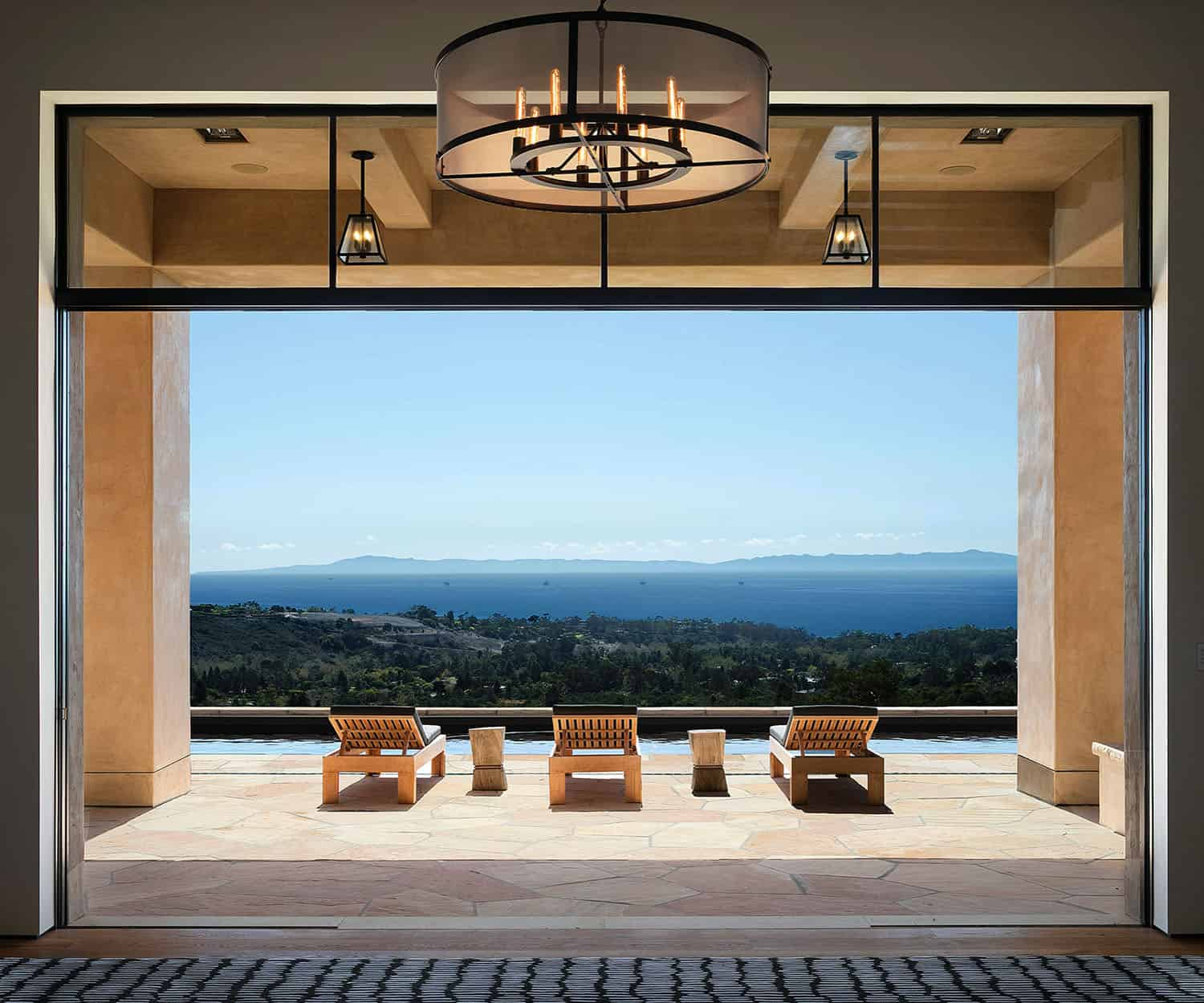 contemporary-patio-with-a-view