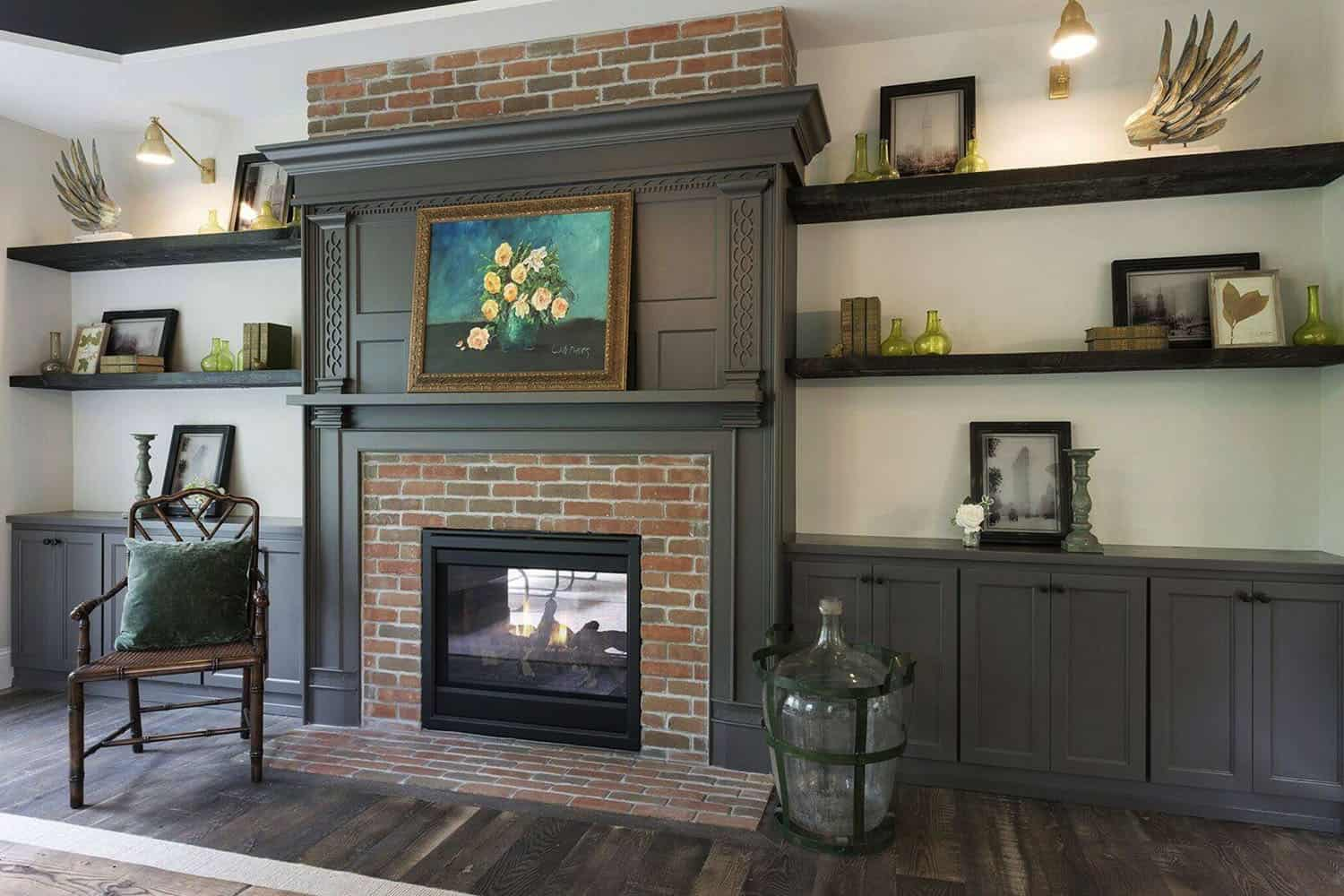 transitional-living-room-fireplace