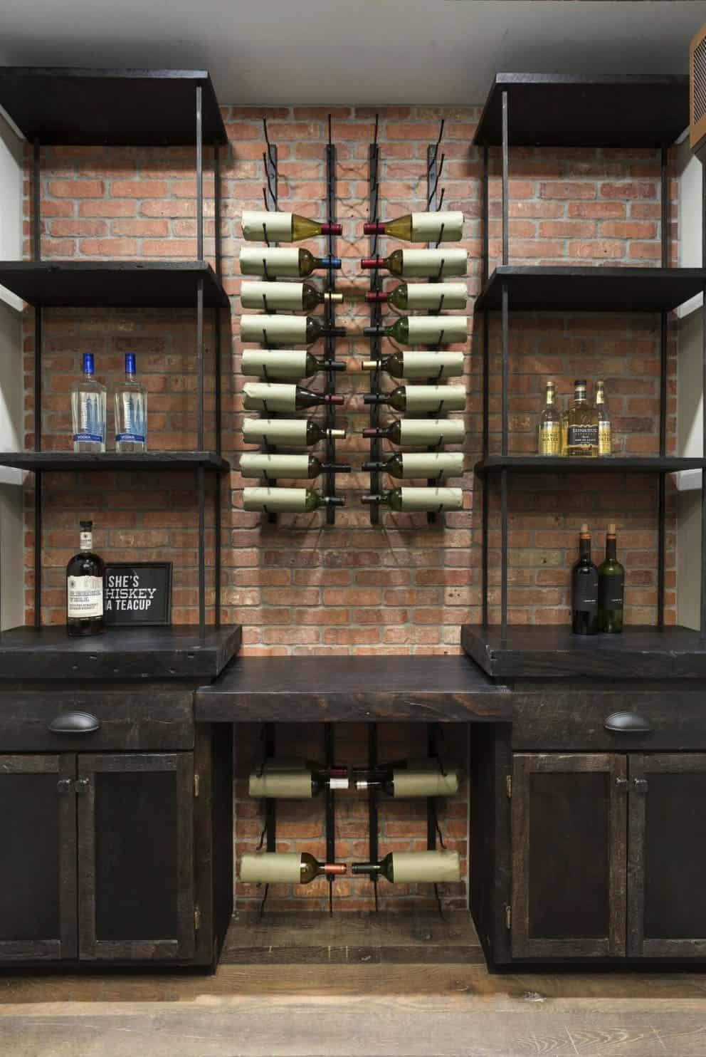 craftsman-home-bar