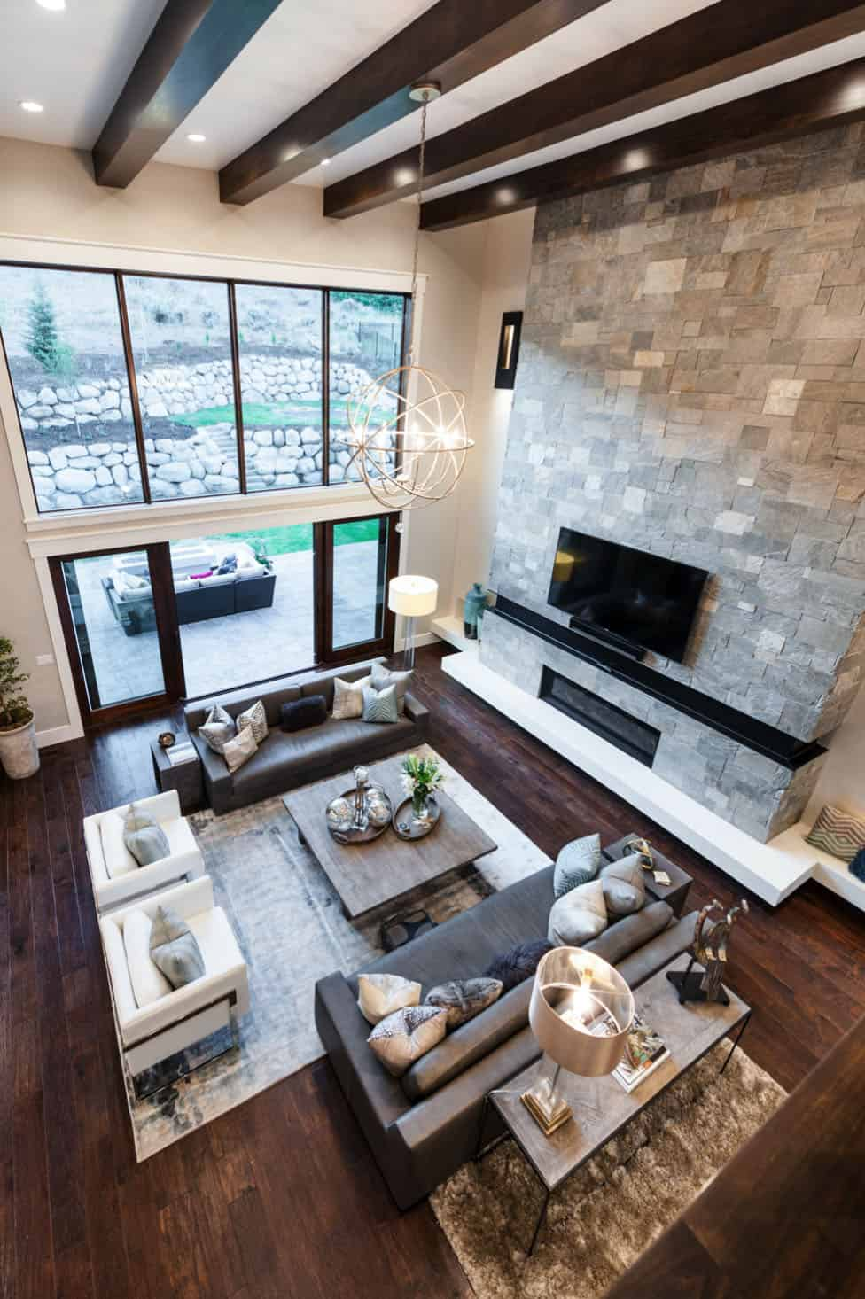 craftsman-family-room-overhead-view
