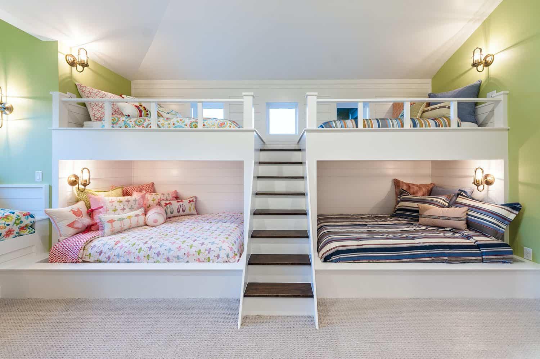 obrtnik-djeca-spavaća soba na kat