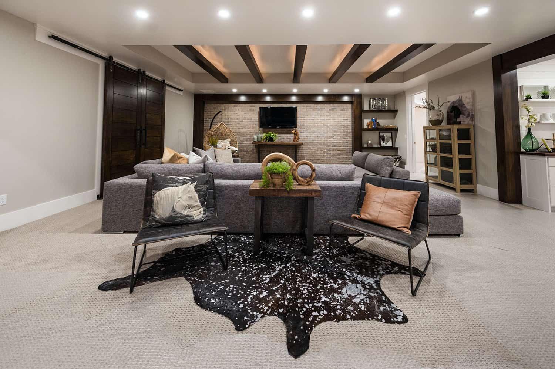 craftsman-basement-family-room