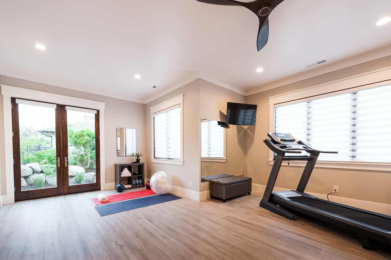 craftsman-basement-home-gym