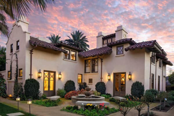 featured posts image for Mission Revival home gets stunning historic preservation in California