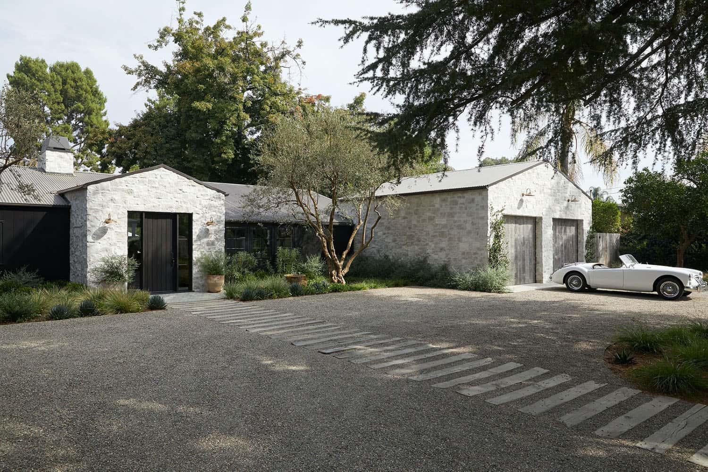 kuća-eksterijer u stilu zapadne obale