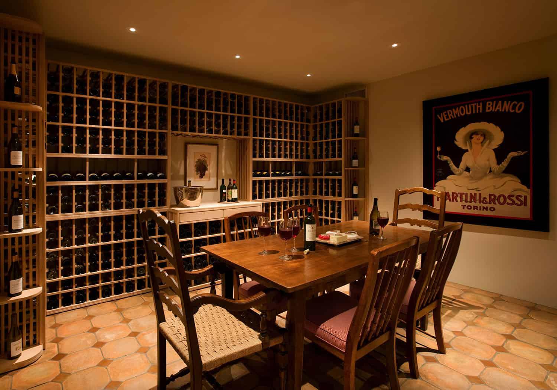 mediterranean-style-wine-cellar