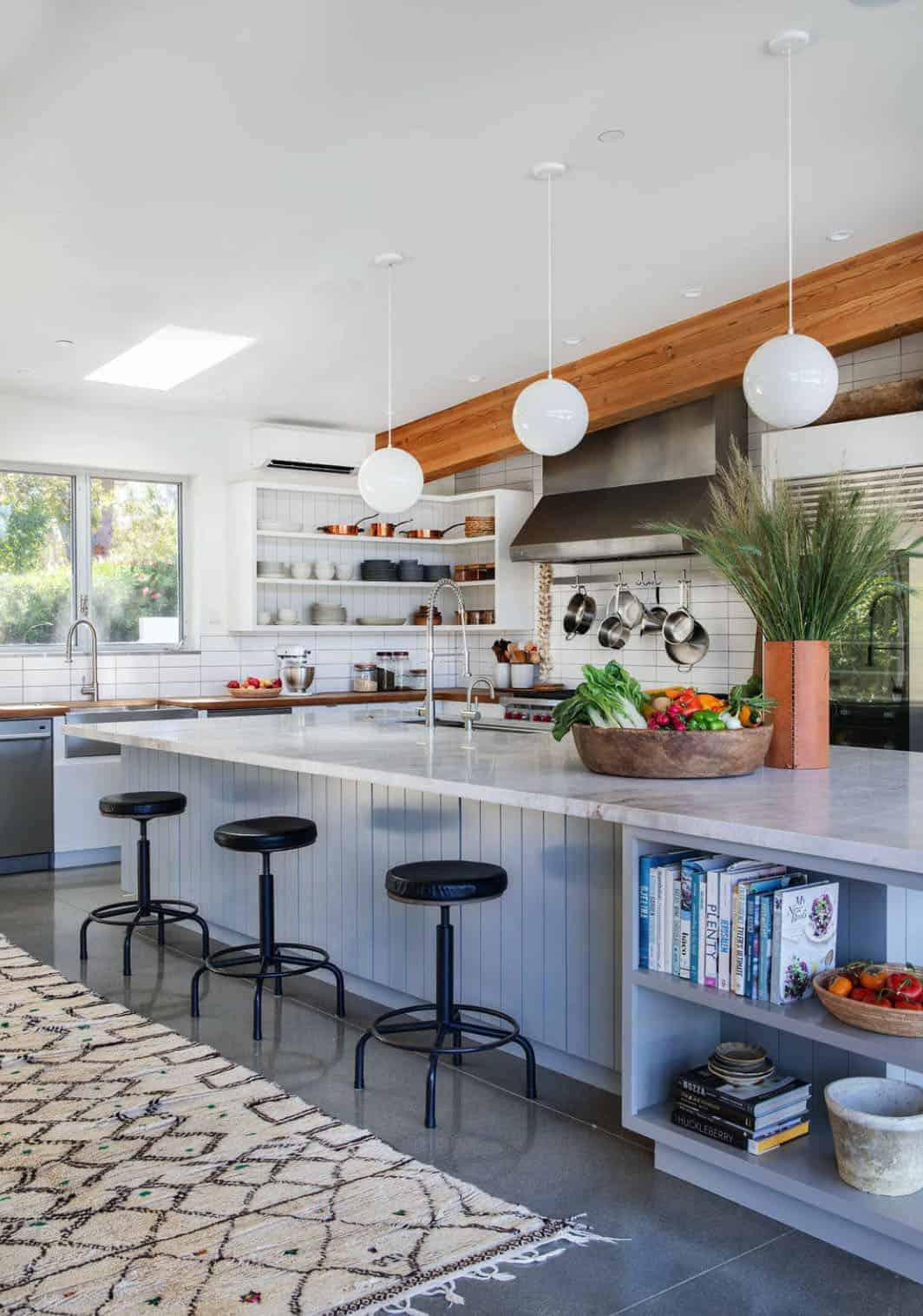 moderna-seoska kuća-stil-kuhinja