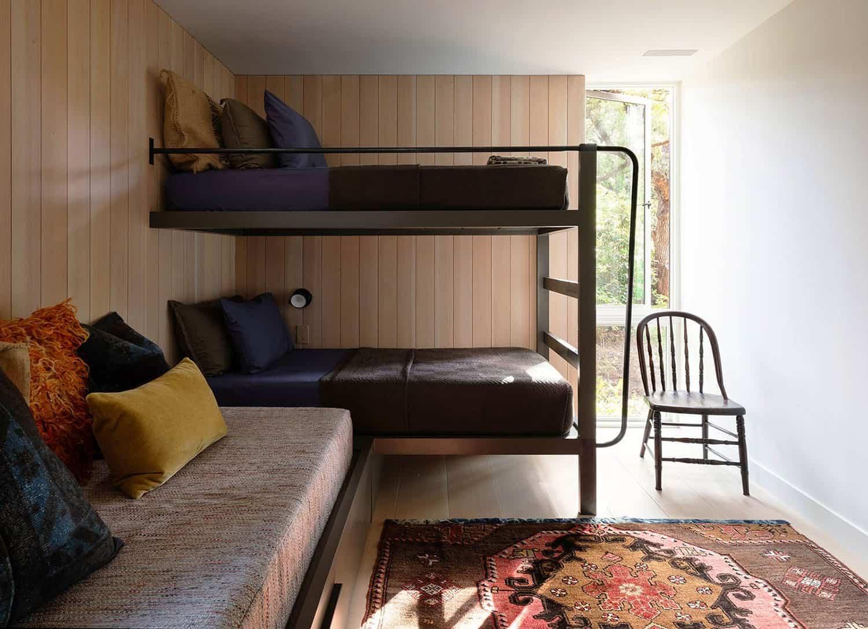 moderno-spavaća soba na kat