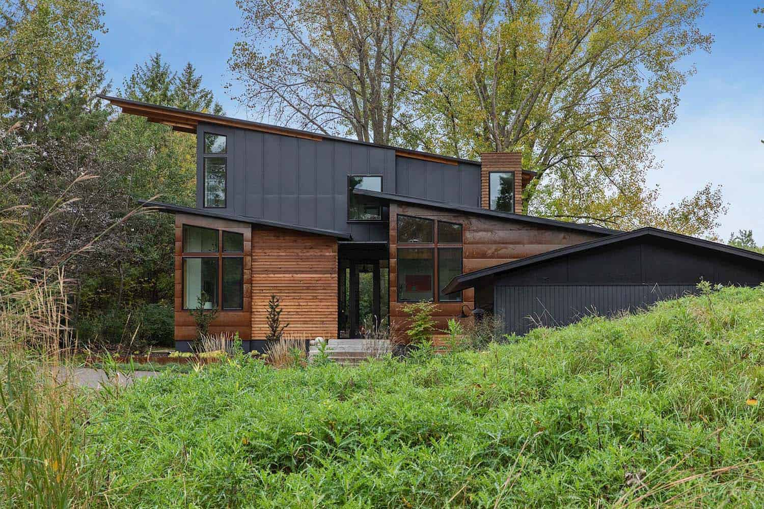 rustic-modern-home-exterior