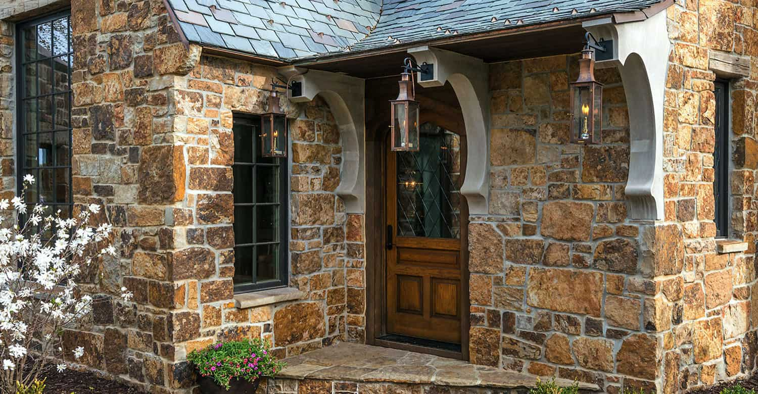 traditional-stone-cottage-entry