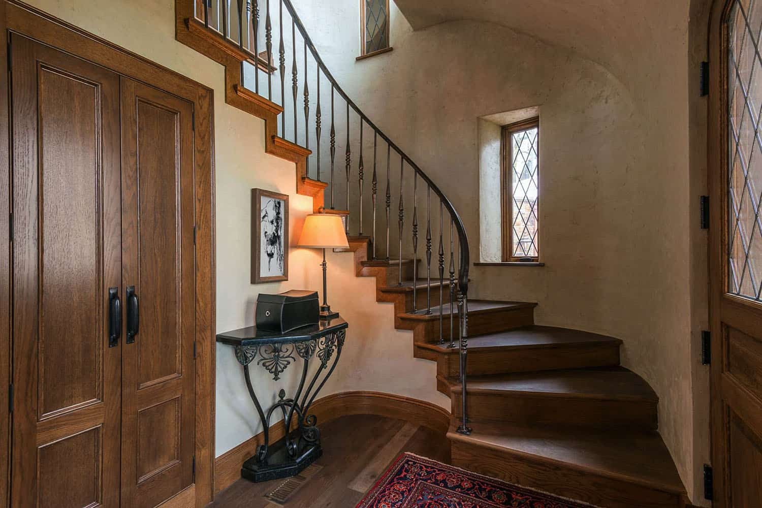 traditional-stone-cottage-staircase
