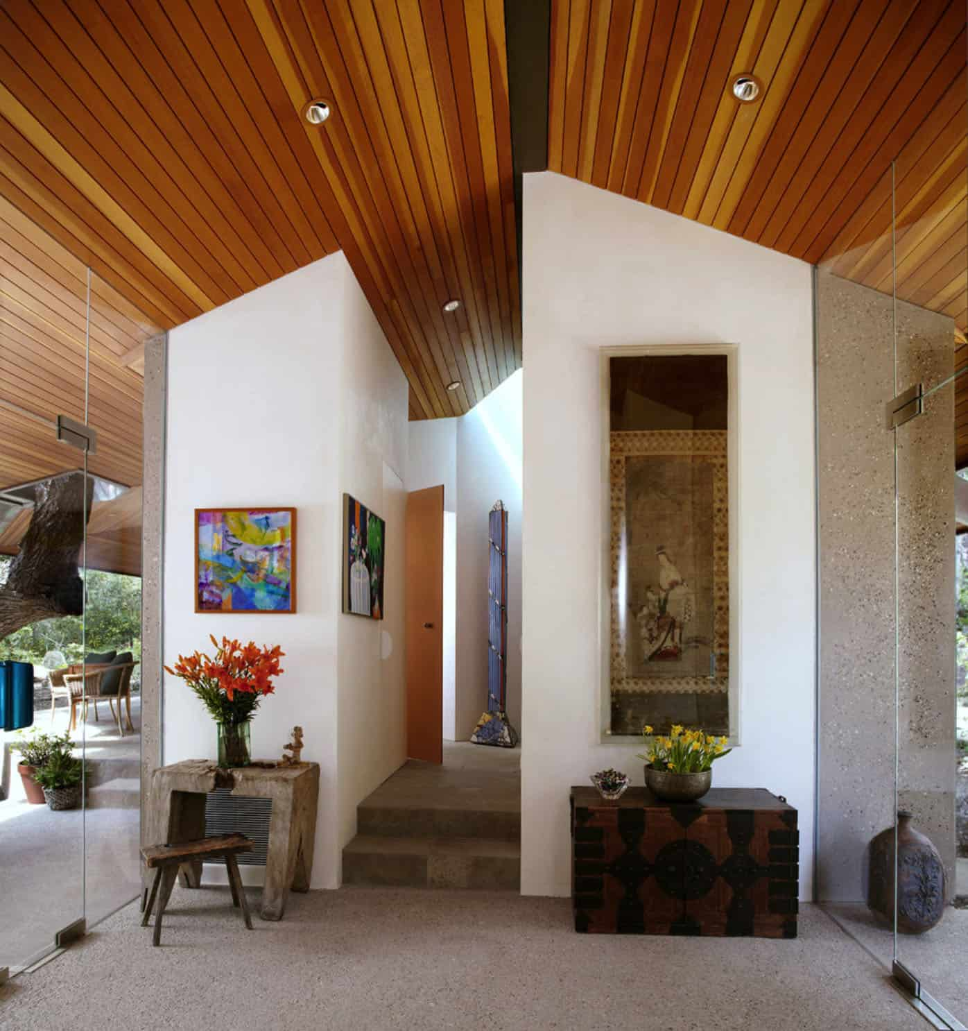 contemporary-asian-entryway-and-interior-design