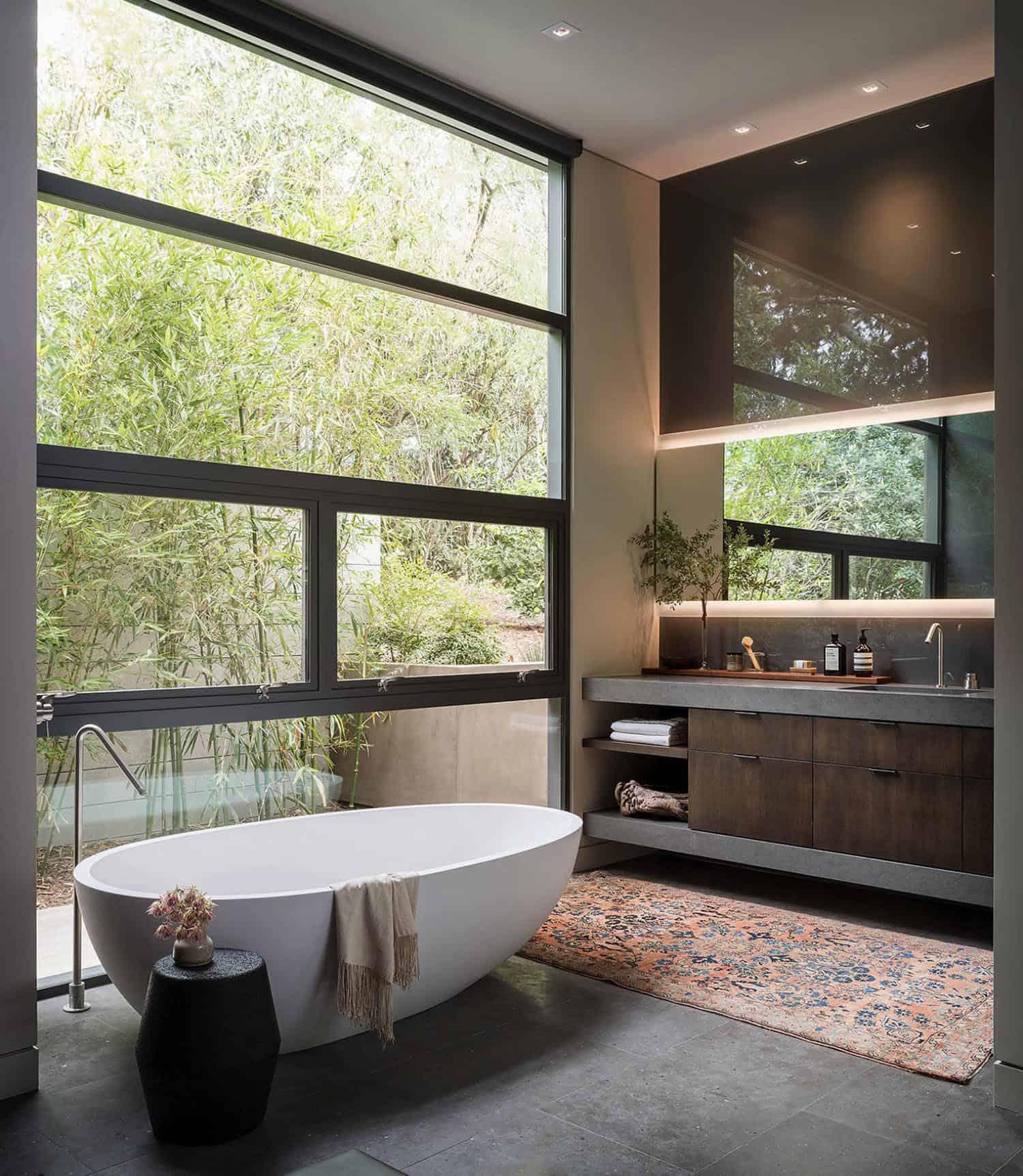 moderna kupaonica sredinom stoljeća