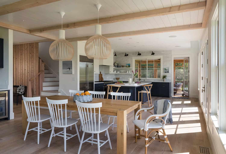 moderna seoska kuća-blagovaonica