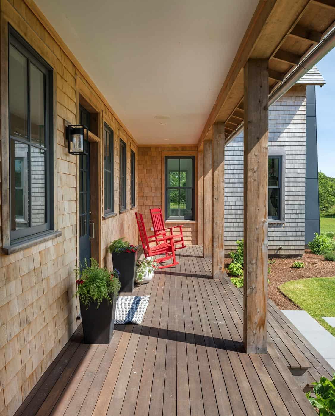 moderna-seoska kuća-trijem