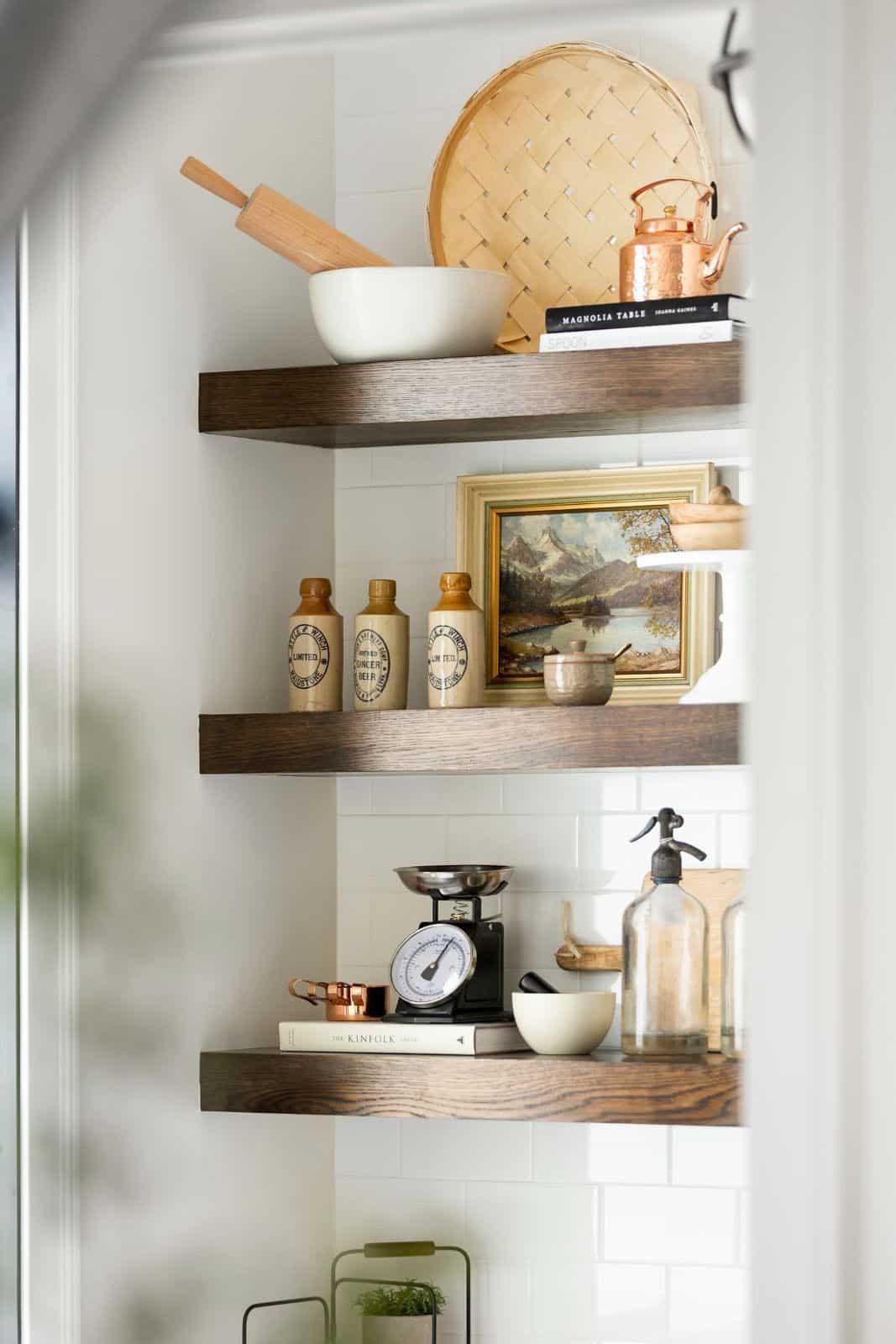 modern-transitional-kitchen-shelf