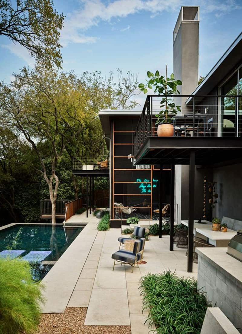 modernist-home-exterior-screen-porch