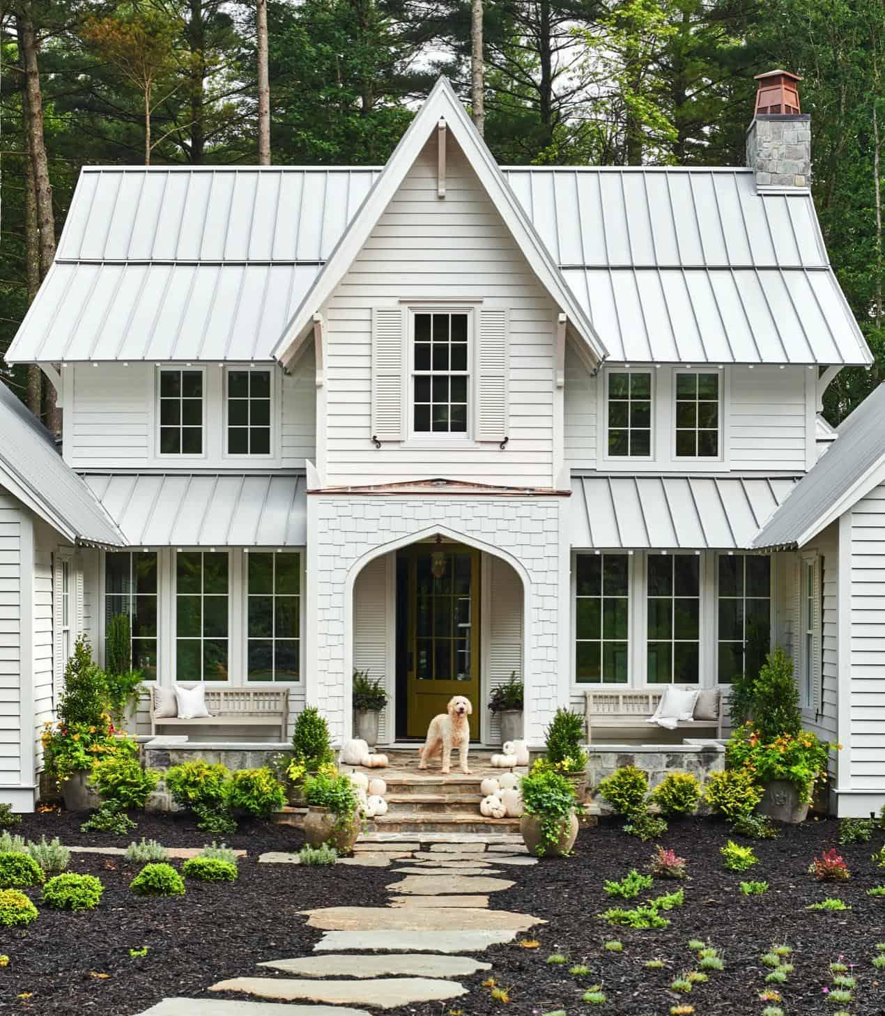 seoska kuća-trijem