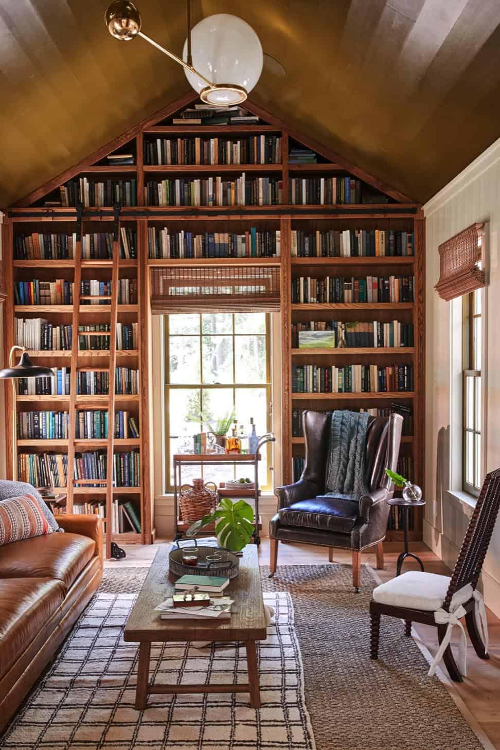 seoska kuća-dom-knjižnica