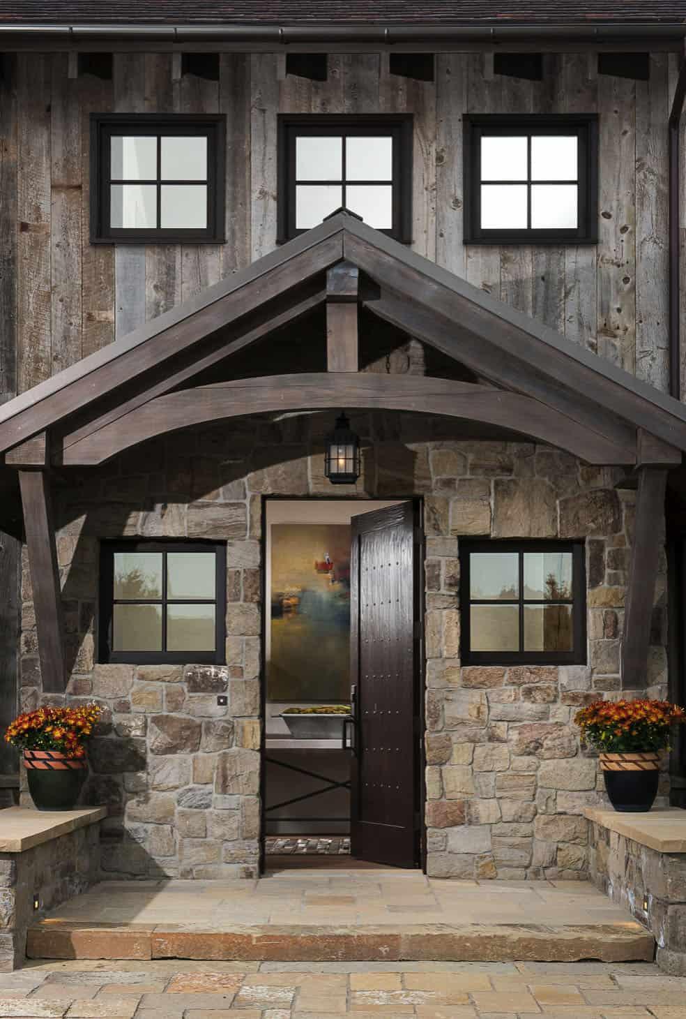 rustikalno-planinski-stil-ulaz-dom