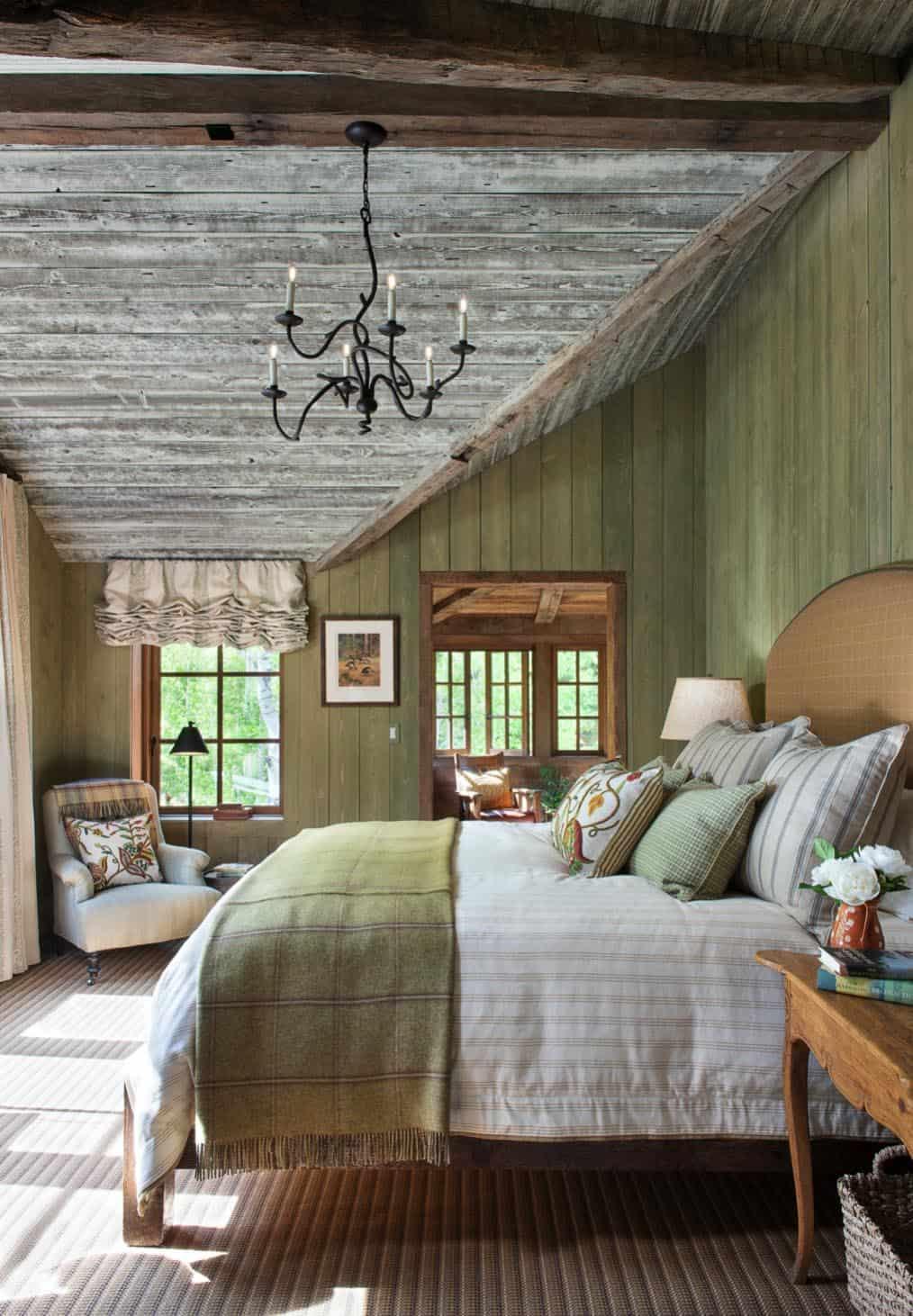 rustic-mountain-bedroom