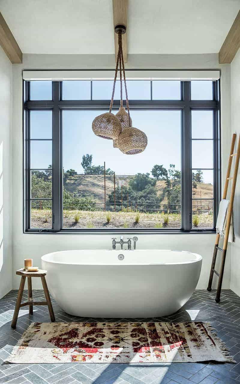 santa-barbara-kupaonica u stilu zemlje