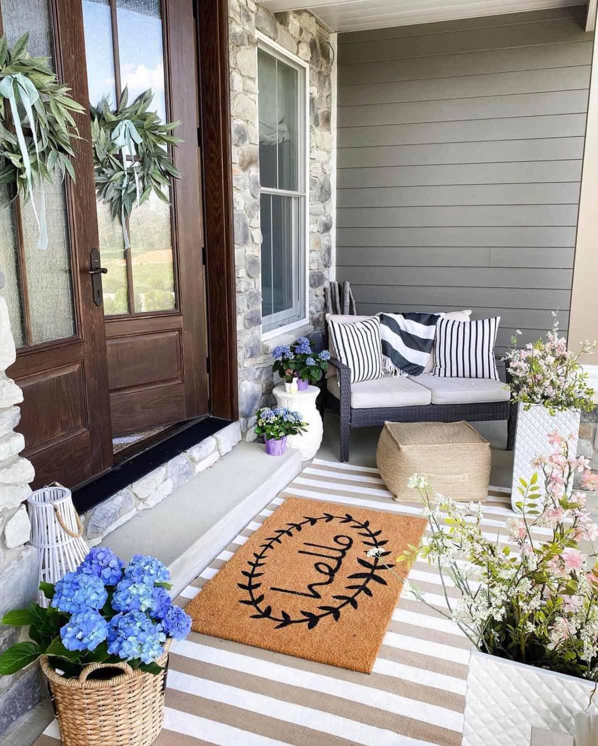 inviting-spring-porch