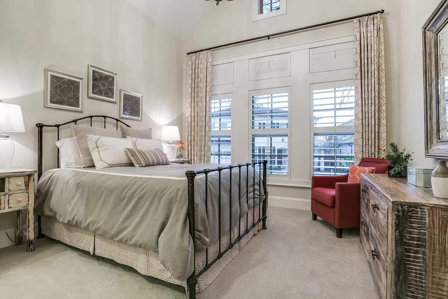 tradicionalno-spavaća soba