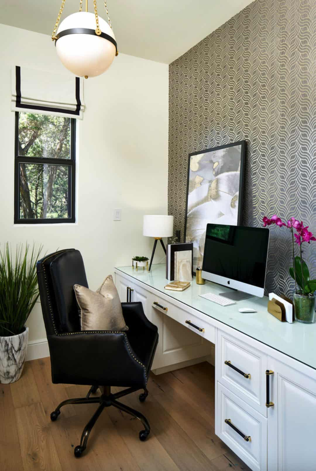 transitional-home-office-remodel