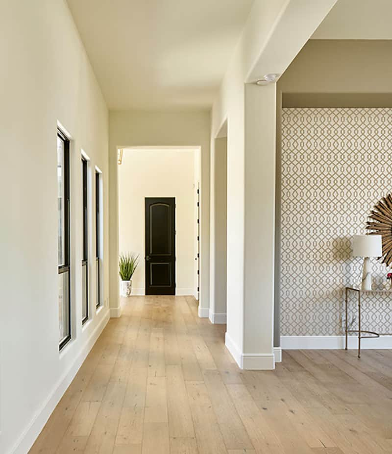 transitional-hall-remodel
