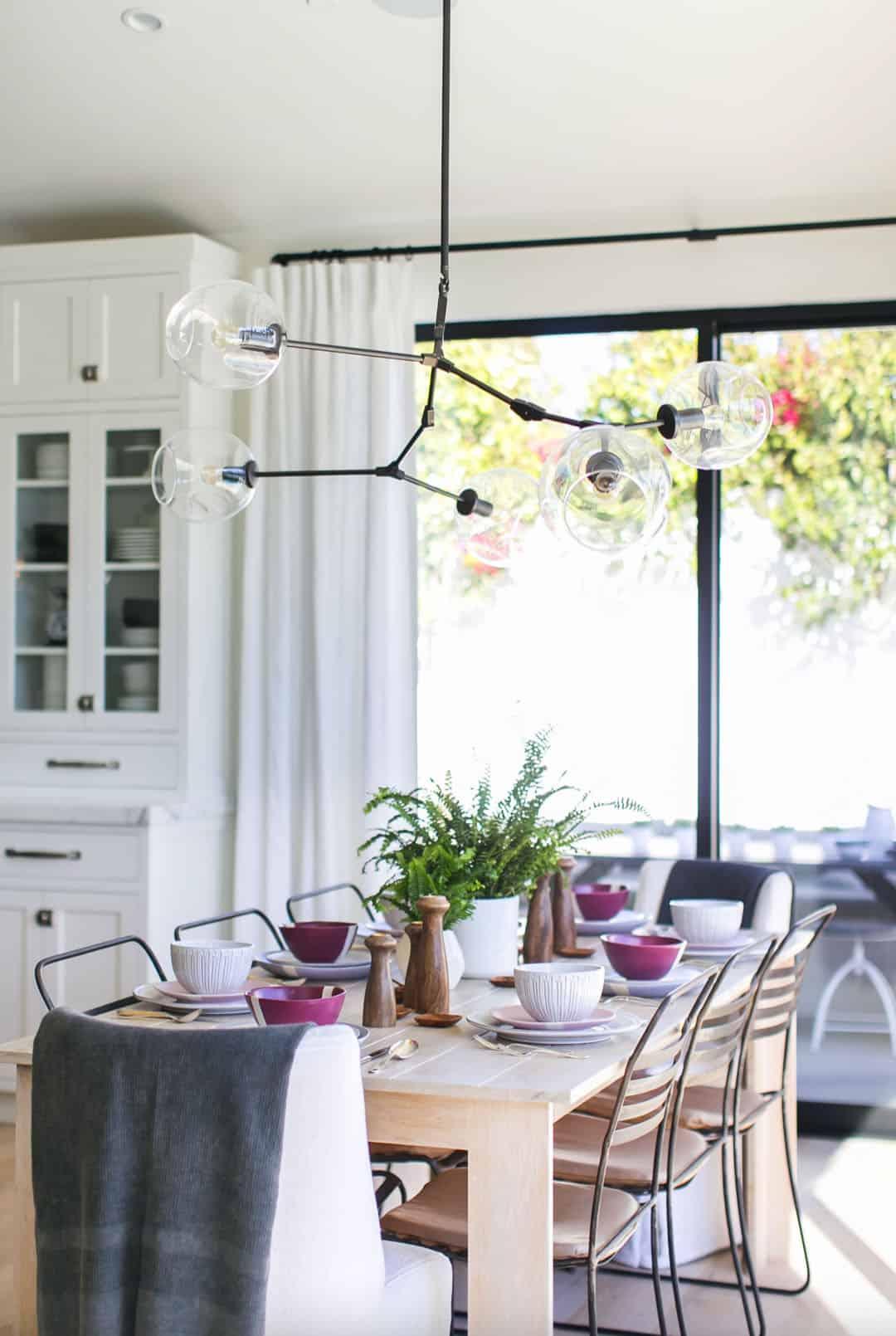 boho-chic-dining-room