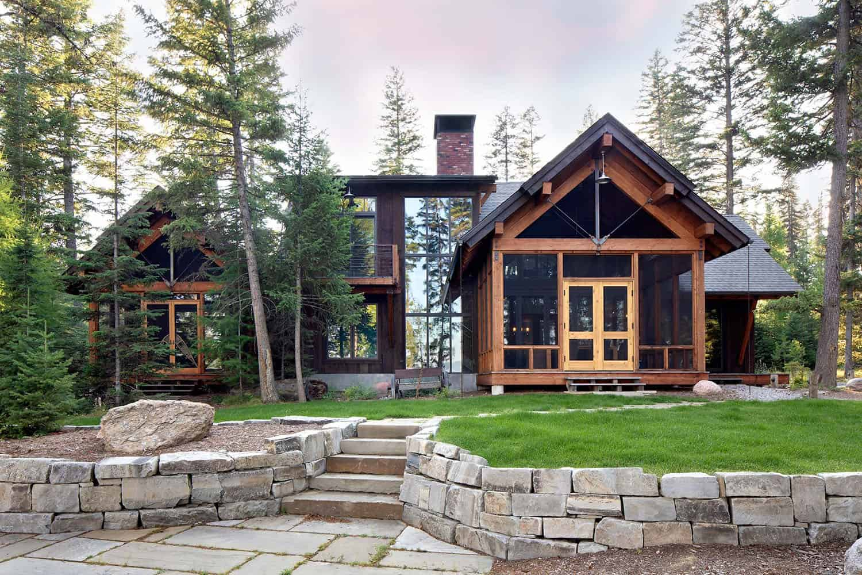 mountain-cabin-exterior