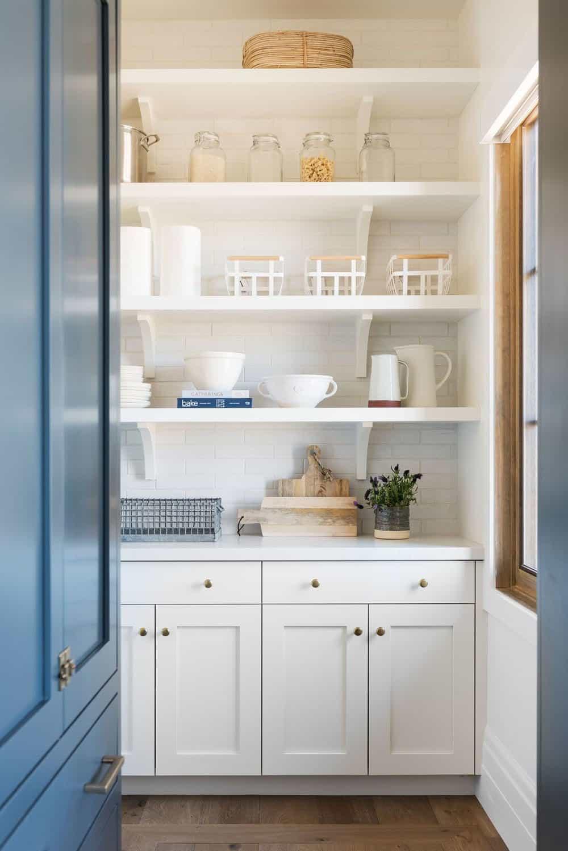 transitional-kitchen-pantry