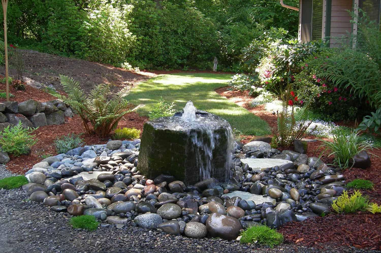 bubbling-boulder-rock-garden