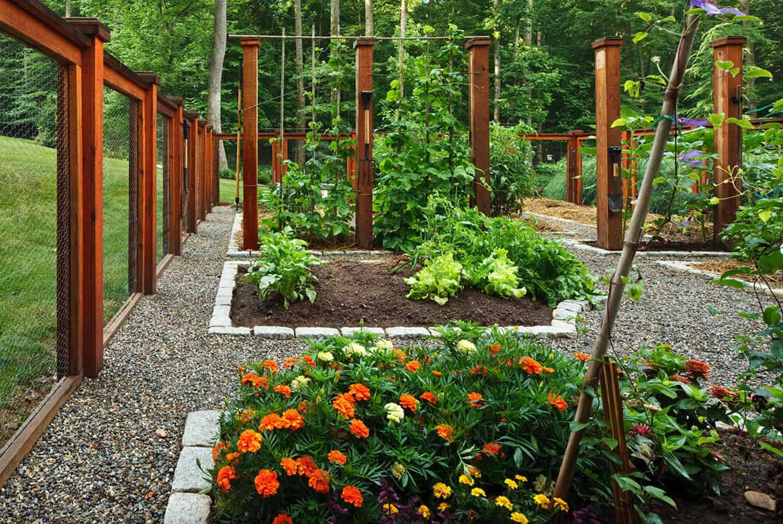 screened-rock-garden