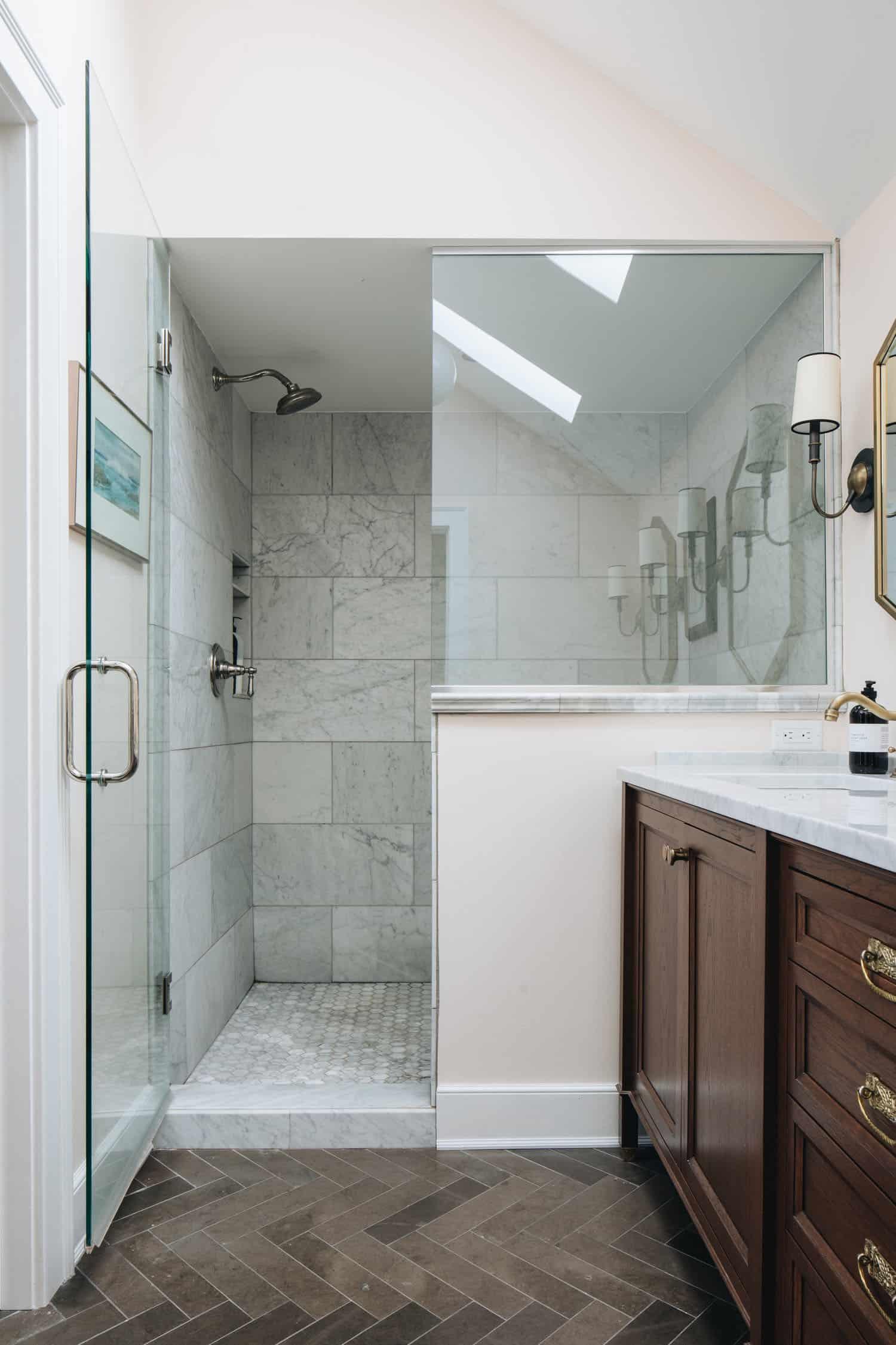 kupaonica u tradicionalnom stilu