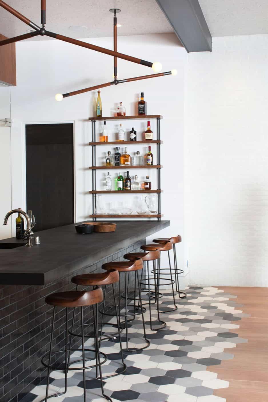 sredinom stoljeća moderno-dom-bar