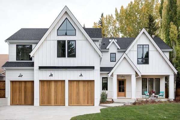 featured posts image for Timeless modern farmhouse in Calgary designed to feel like a staycation