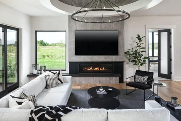 featured posts image for Modern Mediterranean dream home in a peaceful setting in Minnesota