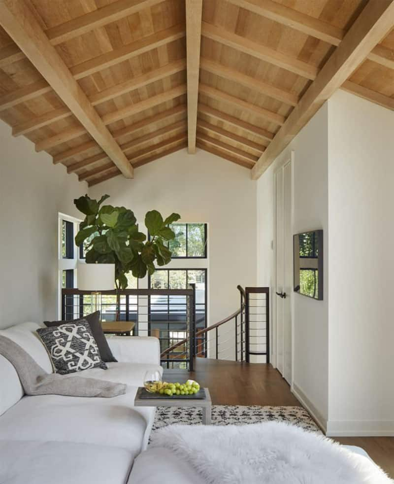 moderno-mediteranska-soba na drvetu
