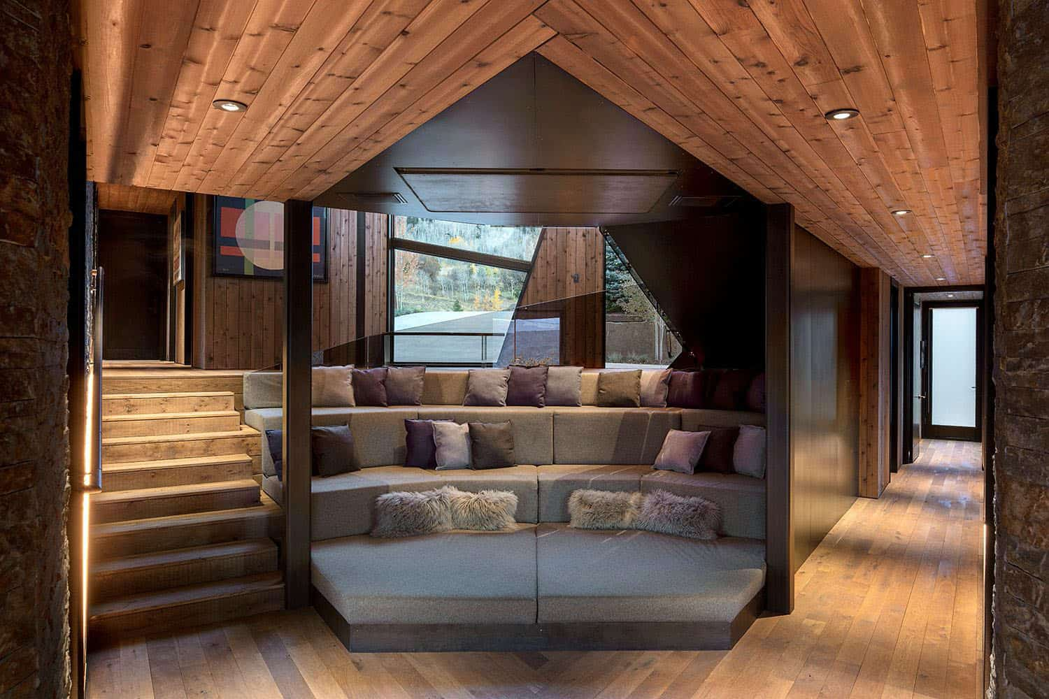 mountain-retreat-home-theater