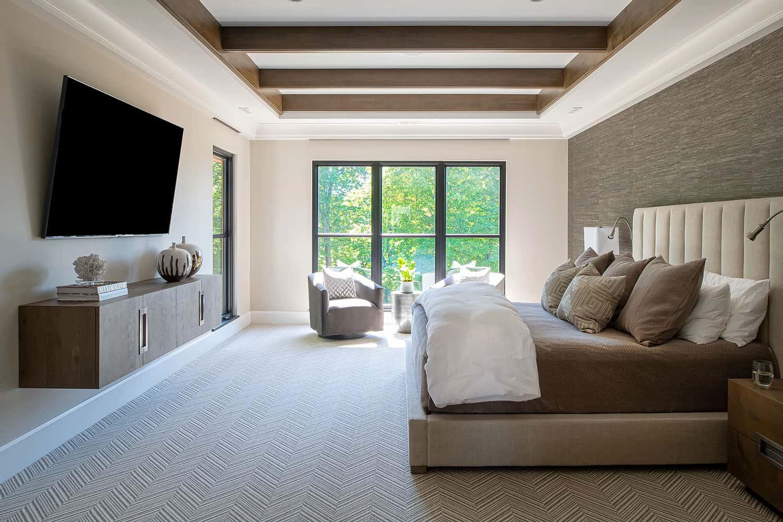 prijelazno-spavaća soba