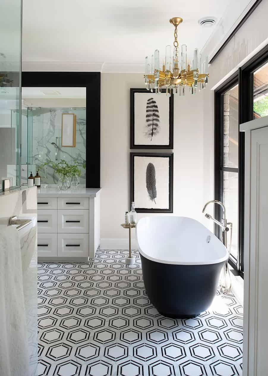 eklektično-kupaonica