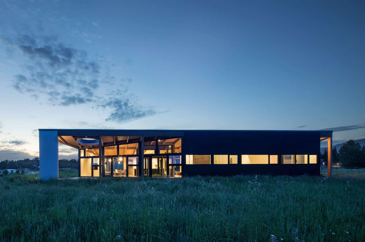 dusk-elevation-modern-home-exterior