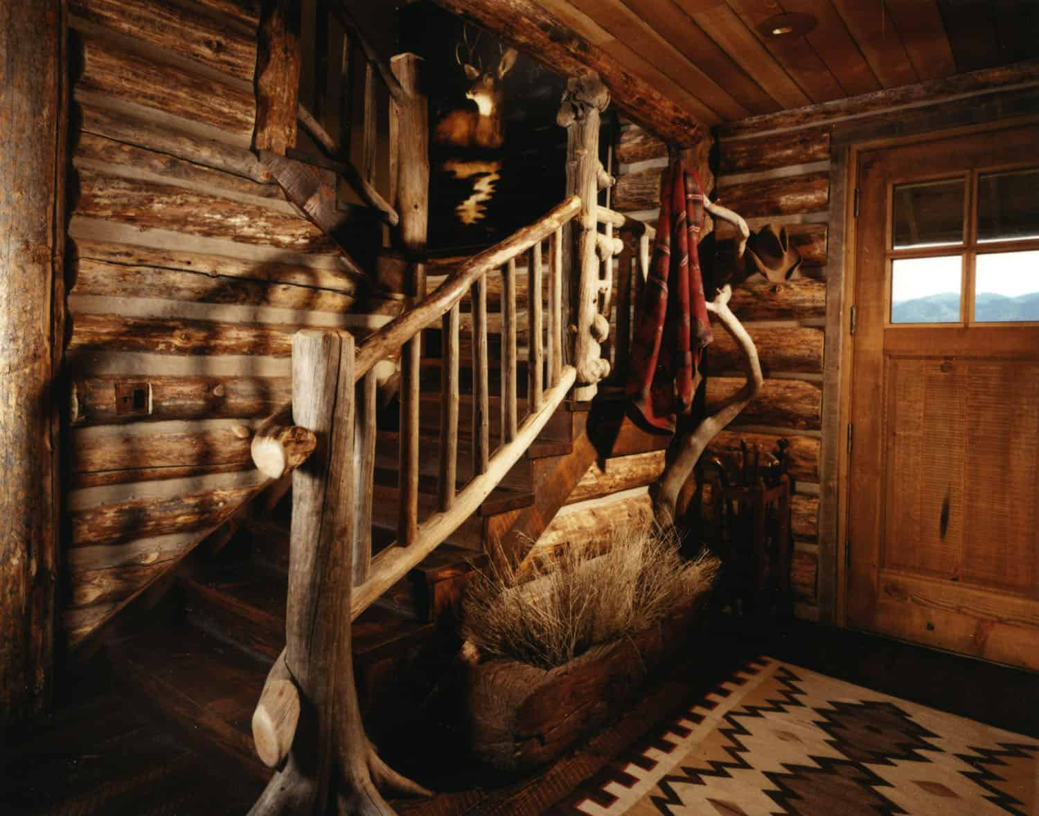 rustic-guest-cabin-entry