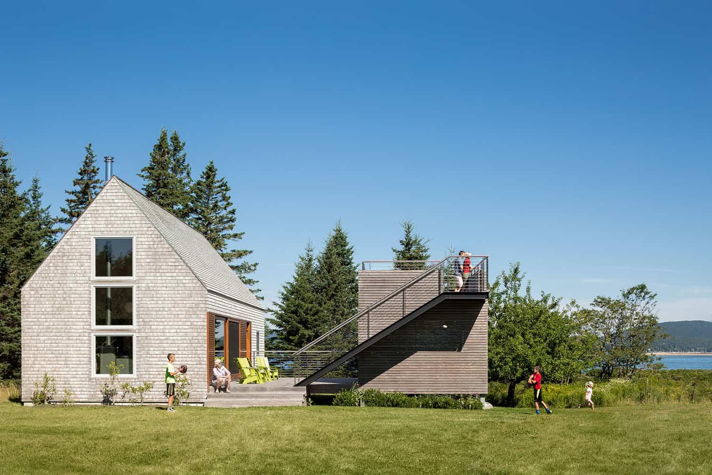 nova-engleska-moderna-seoska kuća-eksterijer
