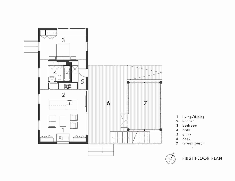 moderna-seoska kuća-tlocrt
