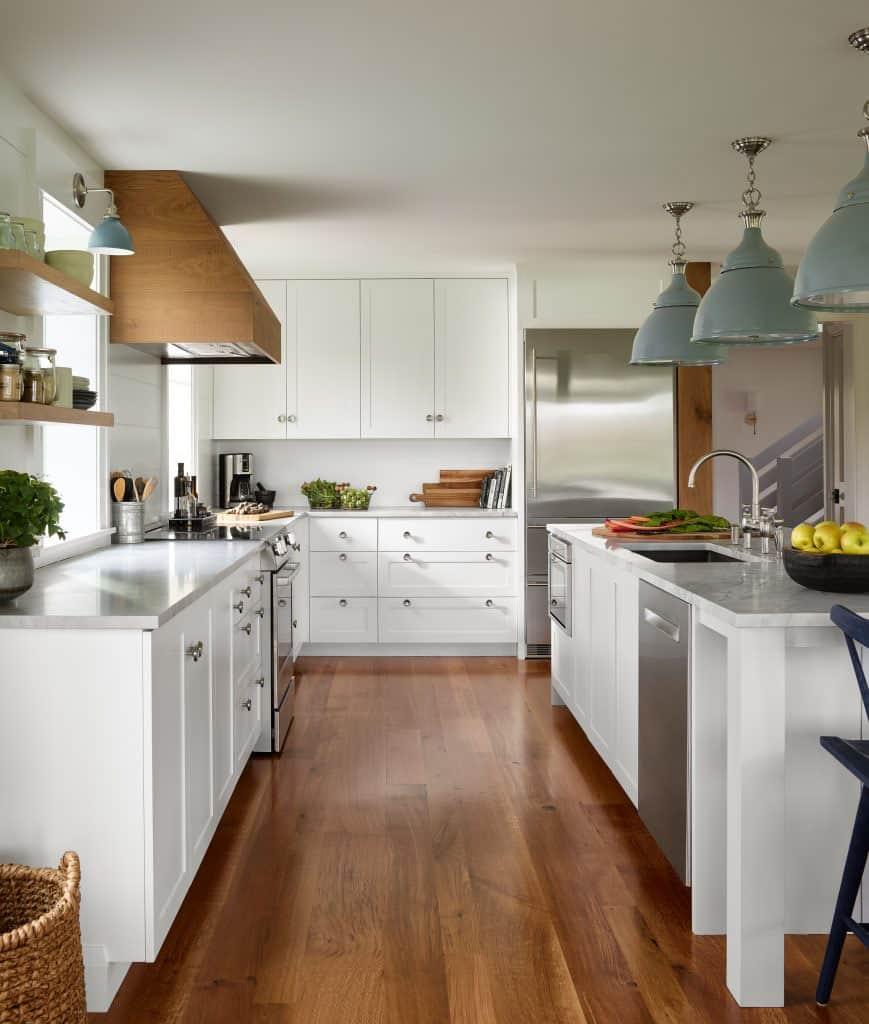 nova-engleska-moderna-seoska kuća-kuhinja